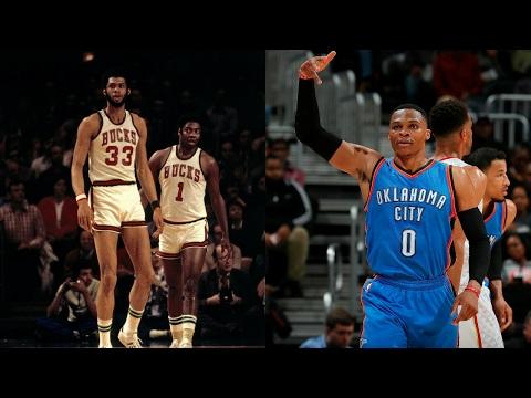 Kareem Abdul-Jabbar BREAKS DOWN Russell Westbrook!