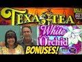 TEXAS TEA AND WHITE ORCHID BONUSES-RENO