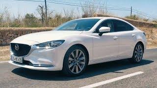 видео Новая Mazda 6 2018 года