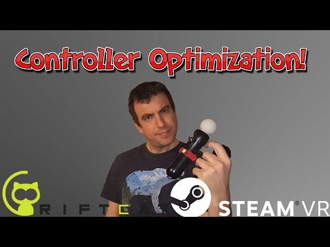 How to Fix Controller Rotation - PS Move Service and Riftcat