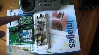 Telephone Garage Door Opener Dtmf Basic Stamp