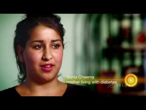 South Asian Health: Living With Diabetes