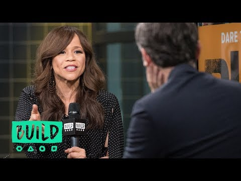 "Rosie Perez Stops By To Talk About NBC's ""Rise"""