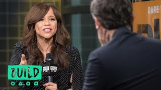 Rosie Perez Stops By To Talk About NBC's