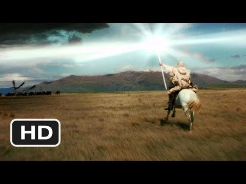 Random Movie Pick - The Lord of the Rings: The Return of the King Official Trailer #1 - (2003) HD YouTube Trailer