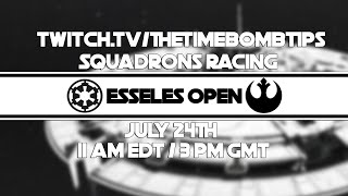 The Esseles Open - Tired of a Game of Marbles being more fun than Squadrons?