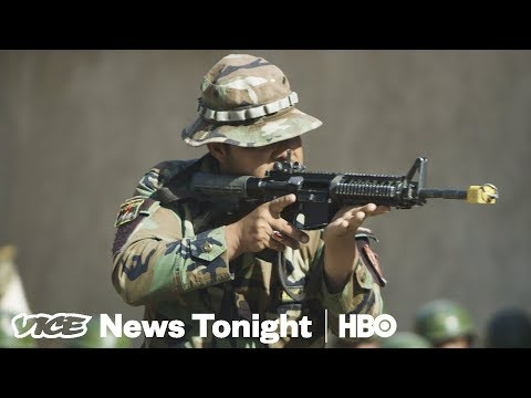 The Afghan Commandos Trying To Beat Back The Taliban (HBO)
