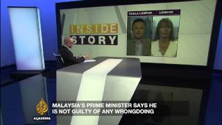 Inside Story - Will the protests in Malaysia gain momentum?