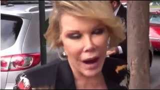 Joan Rivers Calls Obama Gay and Michelle a Transgender then Dies Afterwards