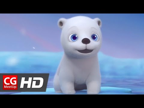 "CGI Animated Short Film ""Barely There Short Film"" by Hannah Lee"