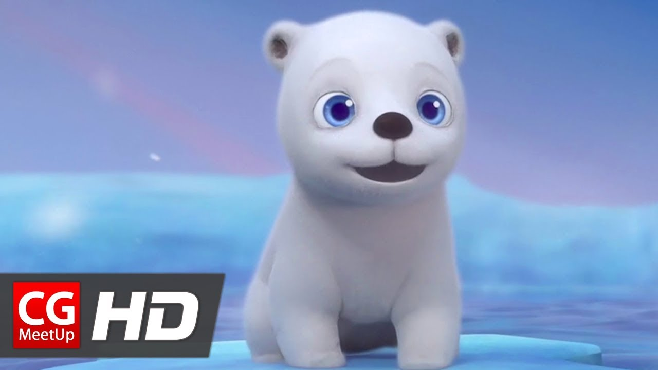 """Download CGI Animated Short Film """"Barely There"""" by Hannah Lee 