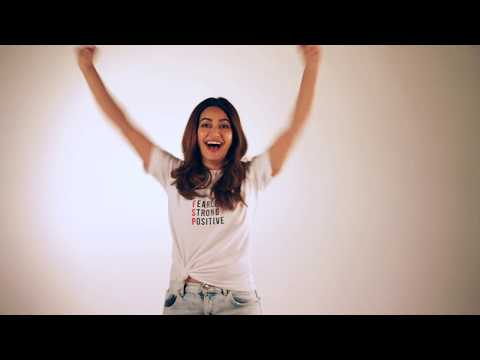 KRITI KHARBANDA TAKES ON THE DANCING CHALLENGE