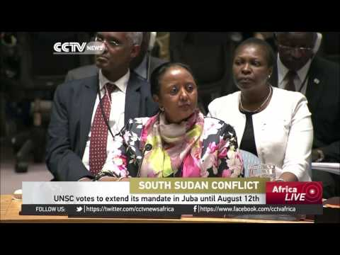 UN to extend mission in South Sudan amid renewed violence