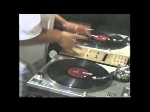 DJ Babu   Blind Alley Routine