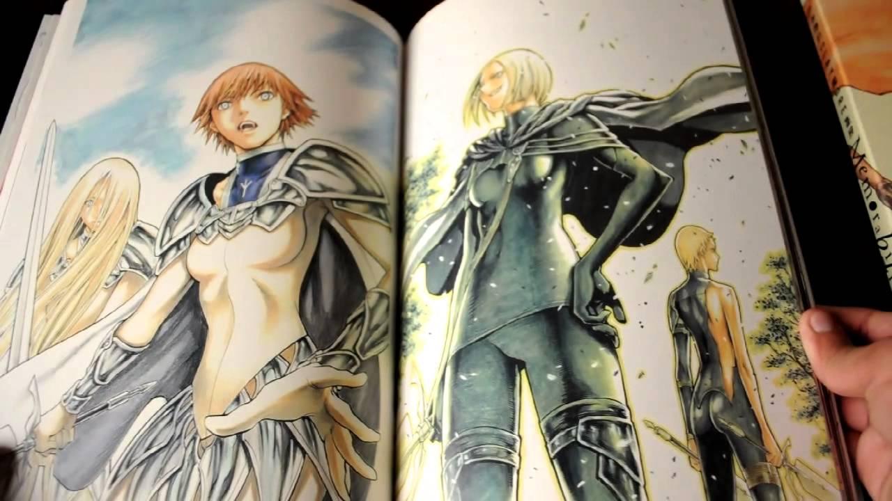 Anime pdf artbook