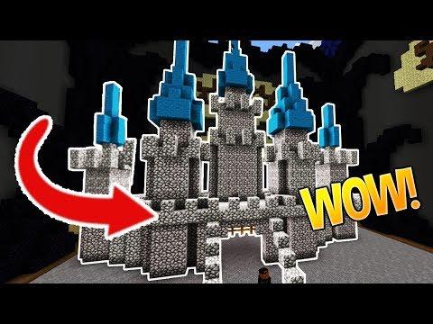 CLASH OF CASTLES (Minecraft Build Battle)