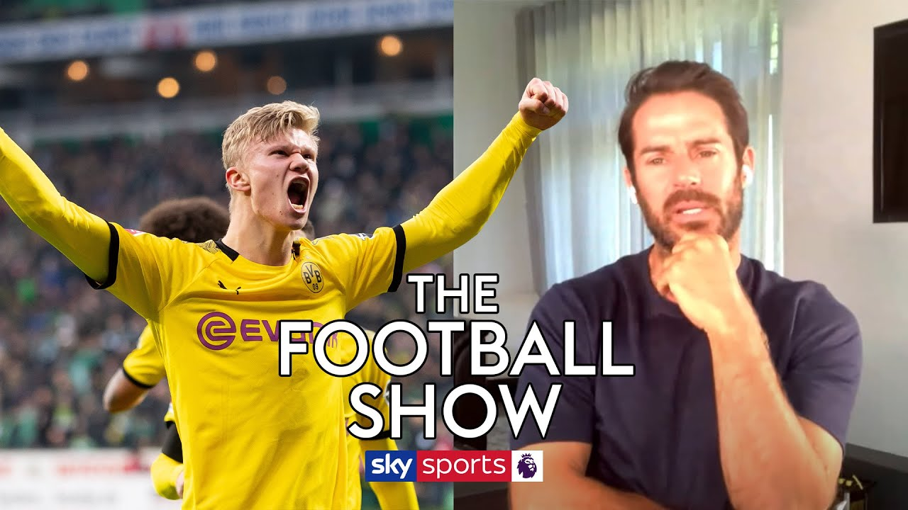 Is Erling Braut Haaland's next step a move to the Premier League? | The Football Show