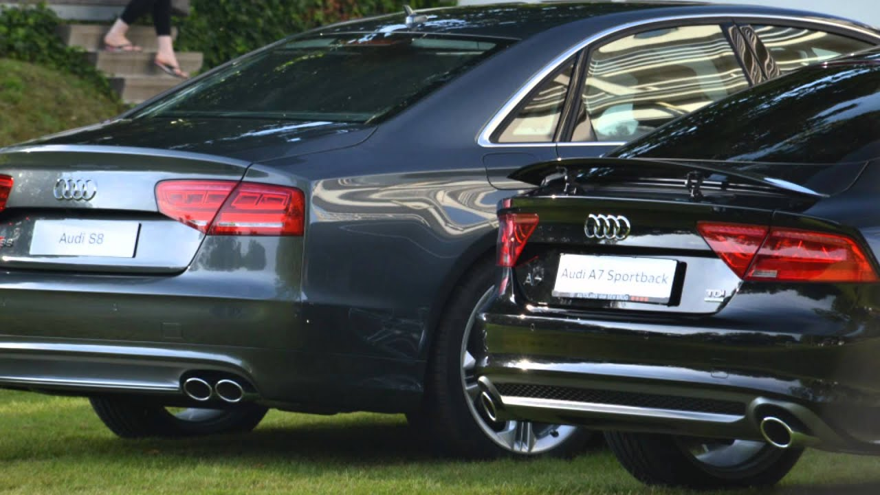 2012 Audi S8 V8t Youtube