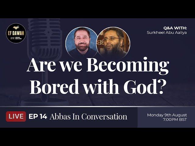 عباس في محادثة | الحلقة 14 |