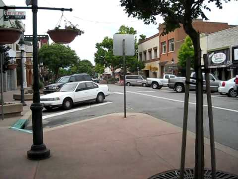 Downtown Salinas California and the Economic Downturn Jack D Deal Videos