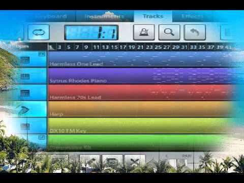 Fl Studio mobile David melodi