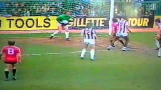 West Brom Vs Man Utd Saturday 31st March 1984