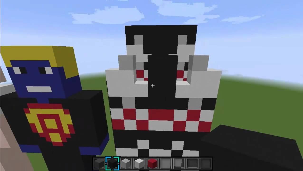 Minecraft: Pixel Art - Venom Extreme #3 {Vitoria} - YouTube