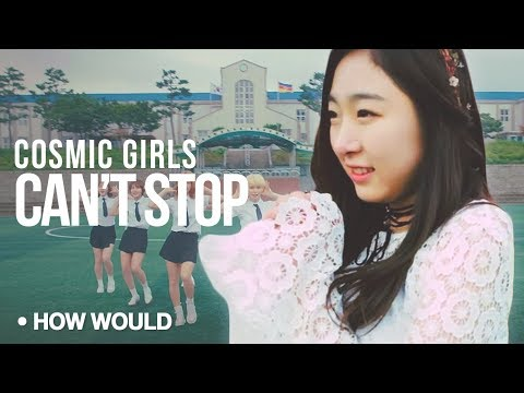 "How Would COSMIC GIRLS Sing - DIA ""Can't Stop"" (Line Distribution)"