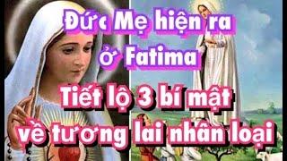 Phép Lạ Đức Mẹ Hiện Ra Ở Fatima Và 3 Bí Mật Tiết Lộ Tương Lai Của Nhân Loại