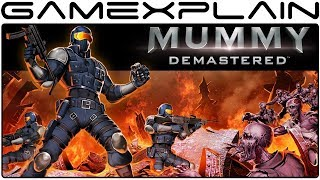 The Mummy Demastered - Game & Watch (Video Preview)