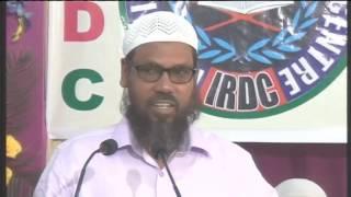 Khurshid Muhammed May 2016 IRDC    7 7