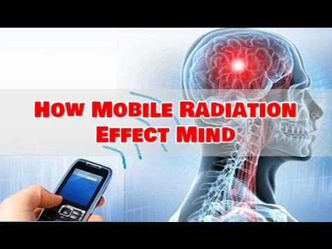 [HINDI] How Mobile Radiation Effect Mind | Precaution against Mobile  Radiation
