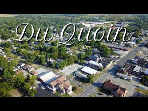 Welcome to Du Quoin, Illinois