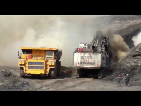 video accident chantier spectaculaire