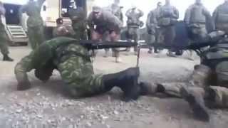 Редкие кадры! Разборки солдат Российской армии против армии США! Новости Сегодня онлайн.