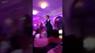 Best Man Speech - Wedding Fail
