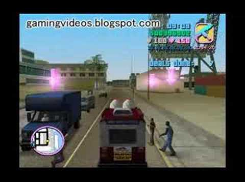 GTA Vice City - Distribution (Cherry Popper Ice Creams)