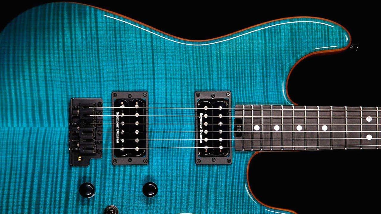Filthy Hard Rock Guitar Backing Track Jam in G Minor