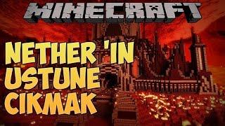 Netherin Üstüne Nasıl Çıkılır ?   Minecraft Rehberi  1