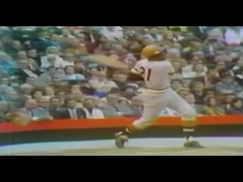Roberto Clemente The great one - Legends season 1