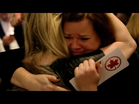 Thumbnail: Air Canada: Gift of Home for the Holidays #ACgiftofhome