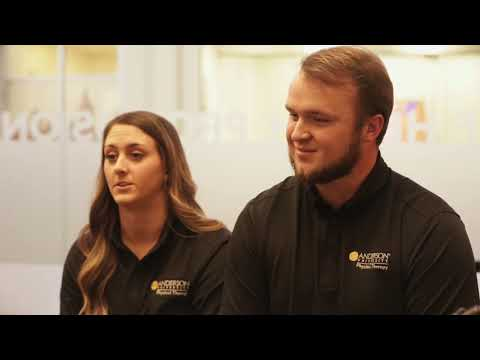 A Look at the Anderson University School of Physical Therapy