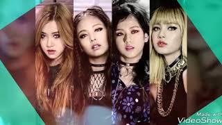K-pop Group Black Pink