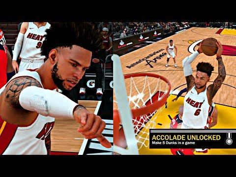 NBA 2K18 MyCAREER - CAM DROPS HIS NEW CAREER HIGH 40+ POINTS! 2K FINALLY FIXED THE DUNKS!