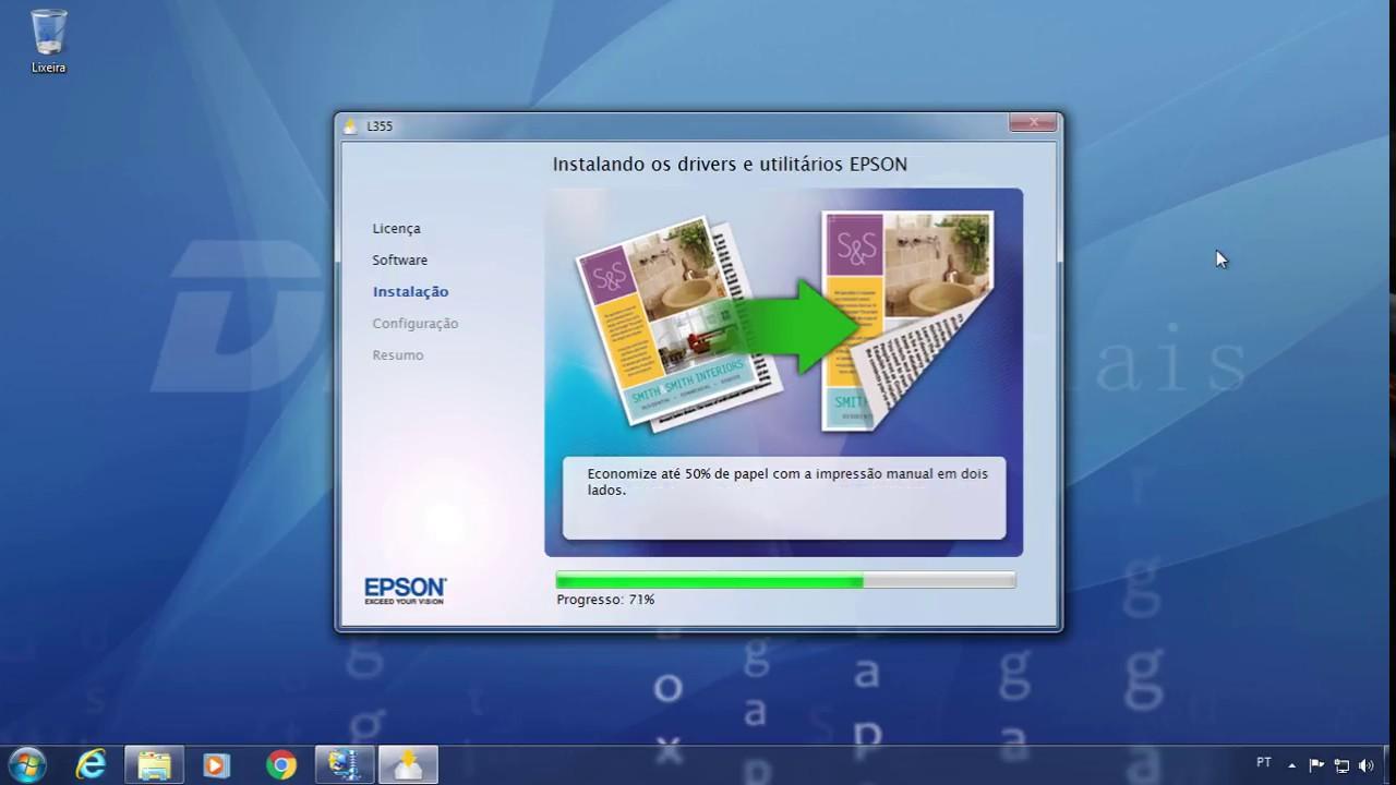 epson l455 driver download