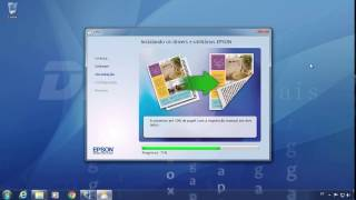 Como baixar e instalar driver Epson L375 L395 L380 L365 L455 L475