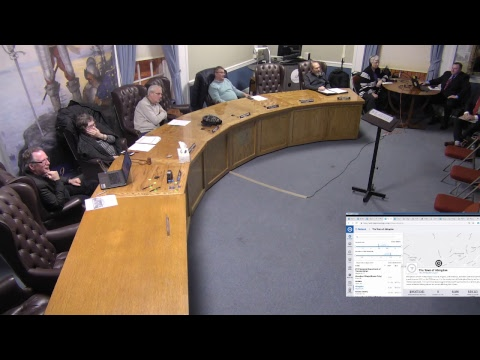 City of Plattsburgh, NY Meeting  3-5-19