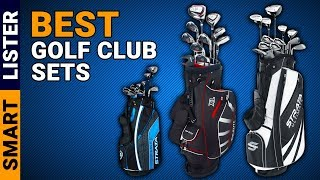Top 7 Best Golf Club Sets (2019) - Reviews & Buying Guide