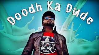 DOODH KA DUDE | SUPERHERO | FUNNY SKETCH | THE IDIOTZ