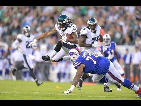 The Legend of Ronald: Eagles/Bills Preseason Recap with Highlights